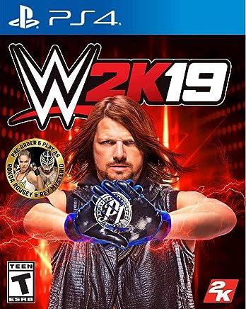 W2K19 Playstation 4