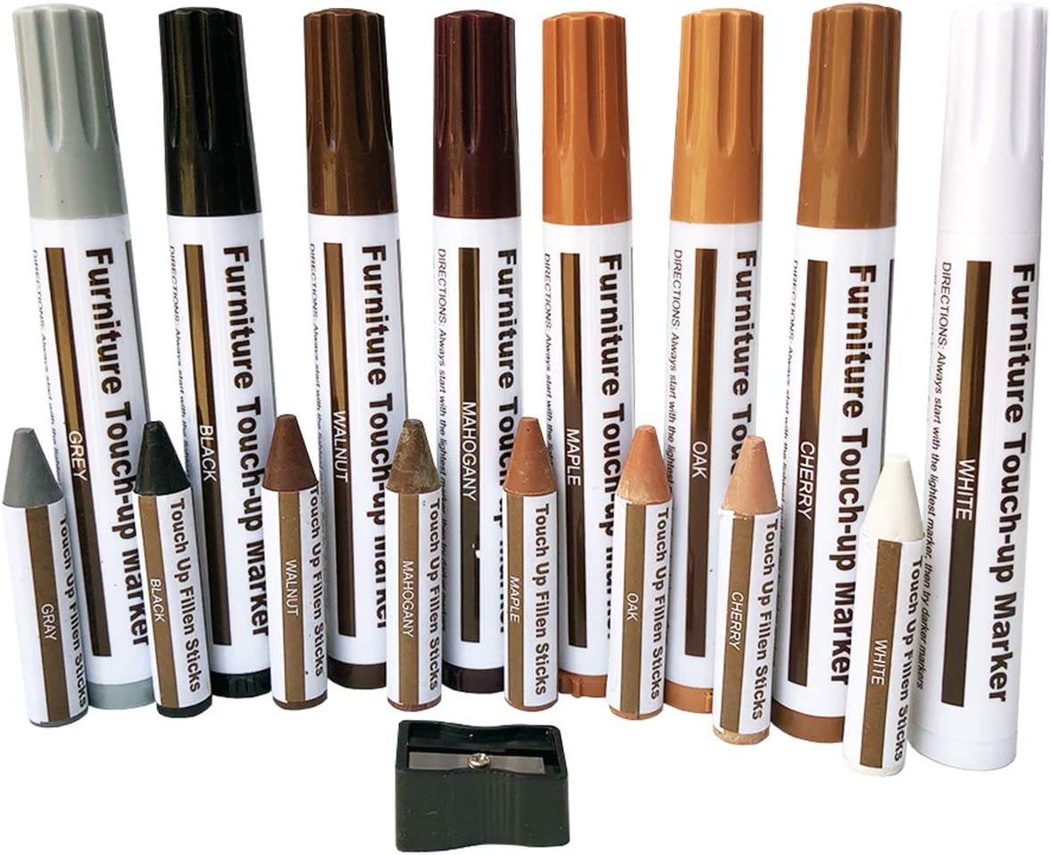 King Rex Furniture Repair Markers Cheap Sharpener Sticks with Selling and selling Wax