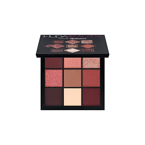 Amazon.com : HUDA BEAUTY Obsessions Eyeshadow Palette: Mauve : Beauty
