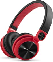 Energy Headphones DJ2 Red (Flip-Up Ear Cups, Detachable