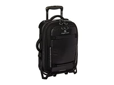 Eagle Creek Exploration Series Morphustm International Carry-On (Asphalt Black) Carry on Luggage