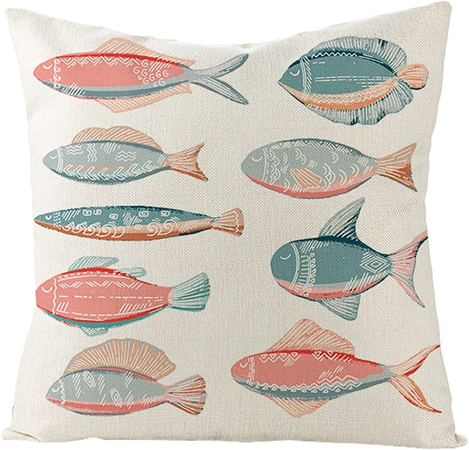 Daesar Throw Pillow Covers for Kids Light Free Shipping New Mail order cheap Pillowcases Room Gree