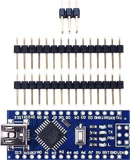UNIROI Mini Nano V3.0 with Pin Headers, 5V ATmega328P Micro Controller Board for Arduino Nano UKY64