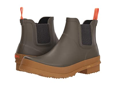SWIMS Charlie Rain Boot (Taupe/Biscuit) Men