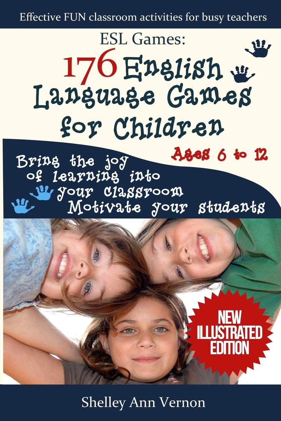 Image OfESL Games: 176 English Language Games For Children: Make Your Teaching Easy And Fun