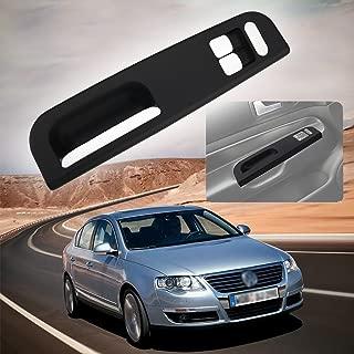 Door Window Switch Control Panel Bezel for VW MK4 Golf Jetta Bora Passat B5 2 Door Black