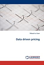 Data driven pricing