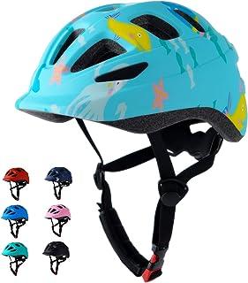 Rongbenyuan スケートボードヘルメット 大人 若者 子供 自転車ヘルメット 女性 男性 男の子 女の子 CPSC & ASTM認定