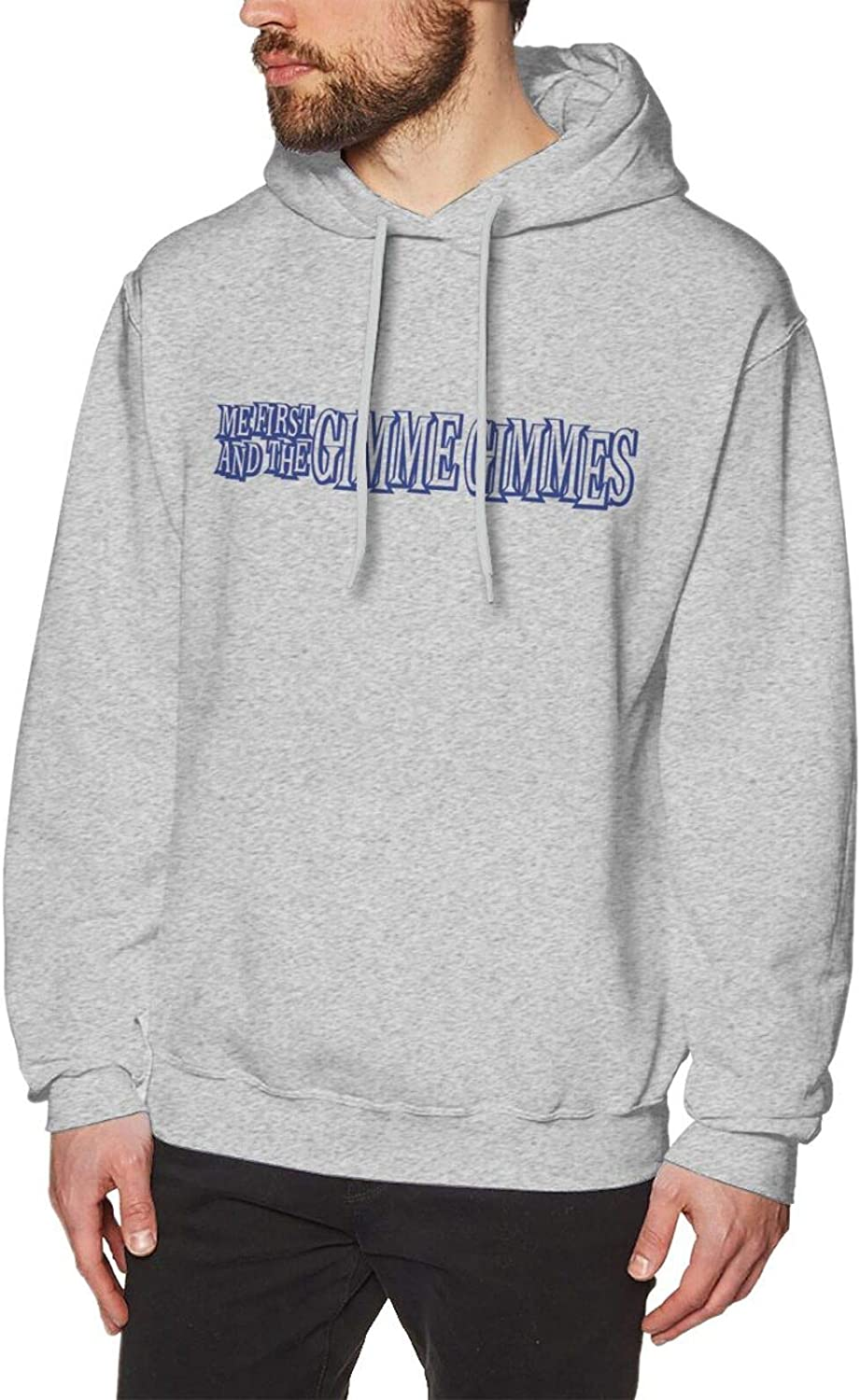 Youth Man favorite Sale SALE% OFF Me First and The Long Gimmes Hooded Sweatshirt Gimme S