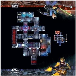 Fantasy Flight Games SWI41 Star Wars: ISB Headquarters Gamemat Board Game
