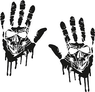Suchergebnis Auf Für Autoaufkleber Skull Aufkleber Merchandiseprodukte Auto Motorrad