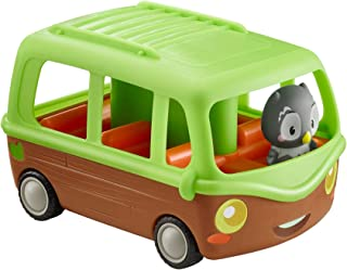 Fat Brain Toys Timber Tots Adventure Bus Dolls & Dollhouses for Ages 2 to 5