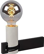 Lucide Tanner tafellamp, 1 x E27, zwart
