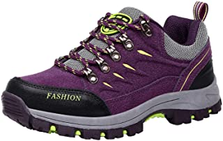 Women's Hiking Boots Outdoor Sports Climbing Hiking Shoes Waterproof Breathable Trekking Sneakers