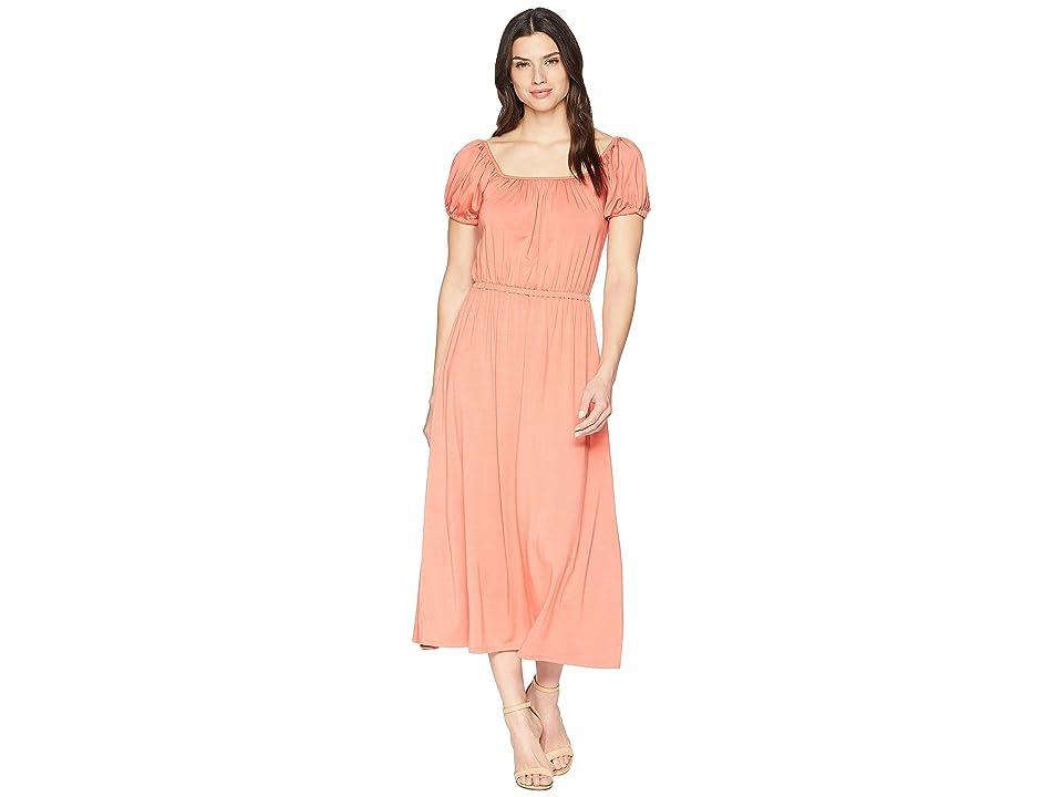 Rachel Pally Kristin Dress (Coral) Women