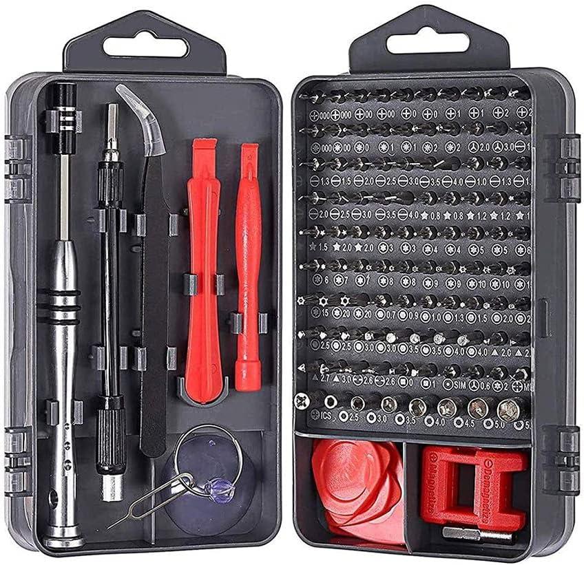 WPYYI 115 in 1 Precision Screwdriver Set Phone Repair Tool Set S