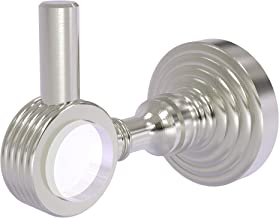 Allied Brass PG-20G Pacific Grove Collection Groovy Accents Robe Hook, Satin Nickel