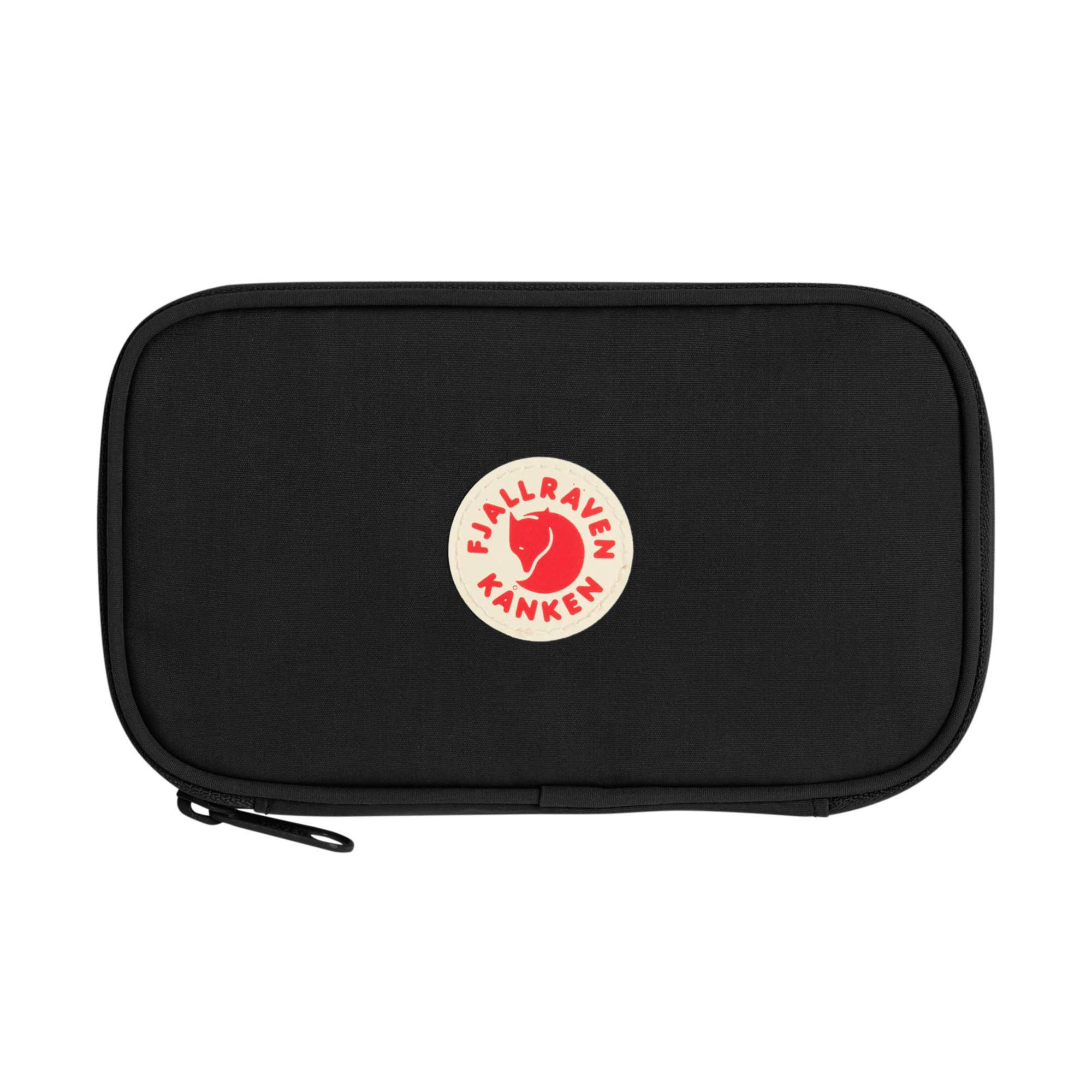Fjällräven Kånken Travel Wallets and Small Bags, Black, OneSize
