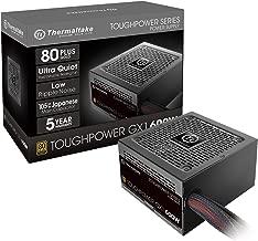 Thermaltake Toughpower GX1 80+ Gold 600W SLI/Crossfire Ready Continuous Power ATX 12V V2.4/EPS V2.92 Non Modular Power Supply 5 Year Warranty PS-TPD-0600Nnfagu-1
