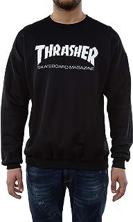 Thrasher Men's Skatemag Crew Sweatshirt
