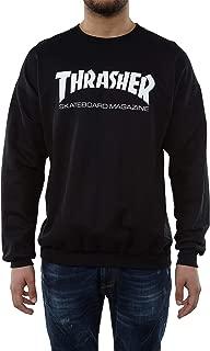 Crewneck Skateboard Sweatshirt Gray