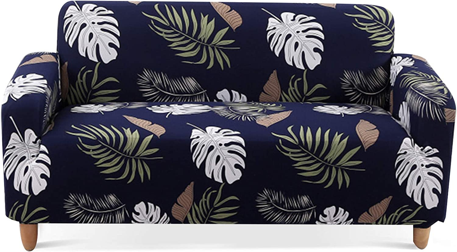 Jaoul All Cover 『1年保証』 Printed Elegant Floral High S Stretch Couch 今ダケ送料無料 Sofa