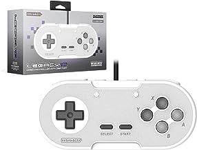 Retro-Bit Legacy16 USB Wired Controller - Classic Grey(Nintendo Switch//)