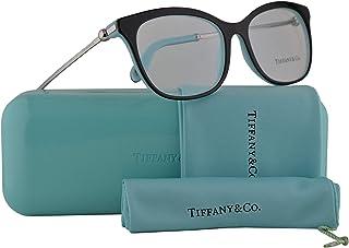 02be9bb4615 Tiffany   Co. TF2157 Eyeglasses 54-16-140 Black Blue w Demo