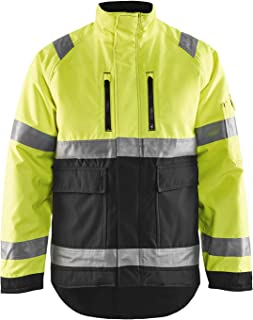 Blaklader Mens Hi-Vis Winter Jacket 4827 -