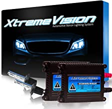 XtremeVision DC 35W Xenon HID Lights with Premium Slim Ballast - H7 8000K - 8K Medium Blue - 2 Year Warranty