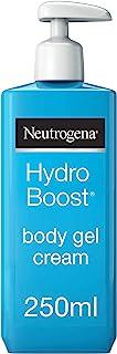 Neutrogena Body Cream Gel, Hydro Boost, 250ml