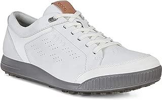 ECCO Men's Street Retro Hydromax Golf Shoe