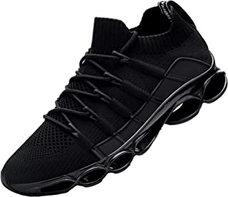 DYKHMILY Chaussures de Sécurité Homme Femme Baskets de Sécurité Embout Acier Respirant Chaussures de Travail