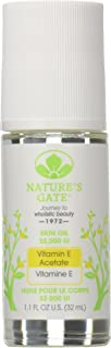 Best nature's gate roll on vitamin e oil Reviews