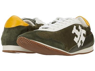 Tory Burch Tory Sneaker (Leccio/New Ivory/Leccio) Women