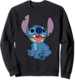 Lilo and Stitch Sitting Sweatshirt