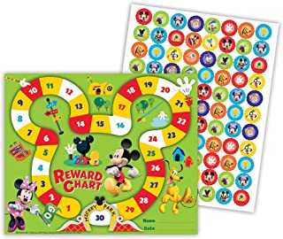 Eureka Mickey Mouse Clubhouse Mickey Park Mini Reward Charts