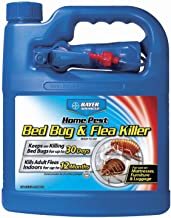 Bayer Advanced 84987646 701325A Bed Bug and Flea Killer, 64 oz, Ready-to-Spray