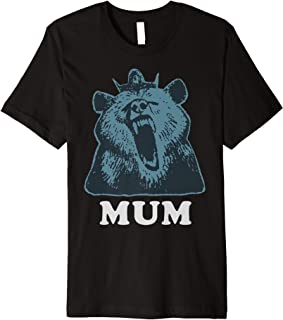 Wreck It Ralph 2 Brave Merida Mum Premium T-Shirt