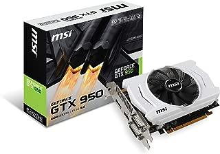 MSI GTX950 2GD5OC グラフィックスボード VD5829 GTX950 2GD5OC