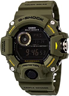 Men's GW9400Rangeman G-Shock Solar Atomic Watch