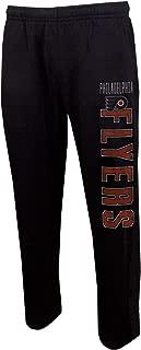 Concepts Sport Men's NHL -Squeeze Play- Retro Sleepwear Pajama Pants-Heathered