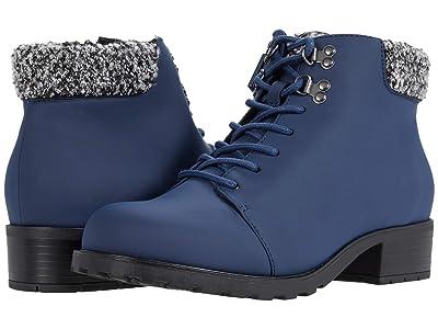 Trotters Becky 2.0 (Blue Veg Calf Leather) Women
