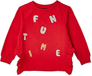Iconic Pullover Top For Girls