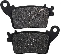 Best honda hornet rear brake pads Reviews