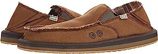 حذاء رجالي من Sanuk من Vagabond ناعم من القنب، بني، 8