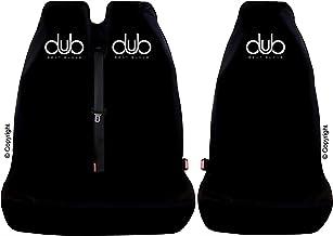 . PASSAT Compatible DUB SEAT GLOVE Genuine Protective Seat Cover in BLACK