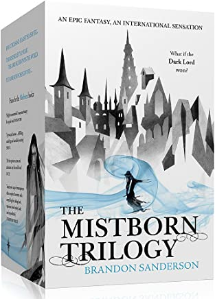 Mistborn Trilogy Boxed Set: The Final Empire, The Well of Ascension, The Hero of Ages