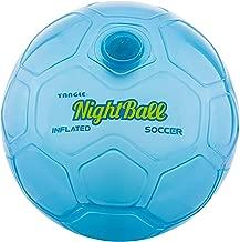 Nightball Tangle LED Light Up Soccer Ball Blue