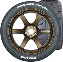Toyo Tires R888R Tire WITH White Tire Lettering - 295/30R19 80V